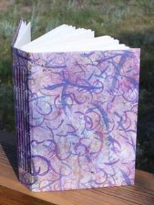 My Camino Journal, handmade by Libby Rehm