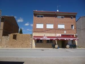 The bar in Tardajos BFE
