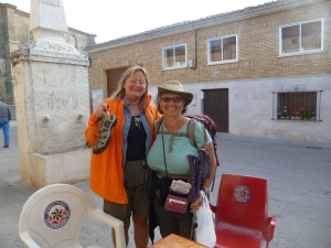 Lost and found . . . a good deed on the Camino