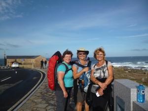 Ria, Joannah, and Barbara