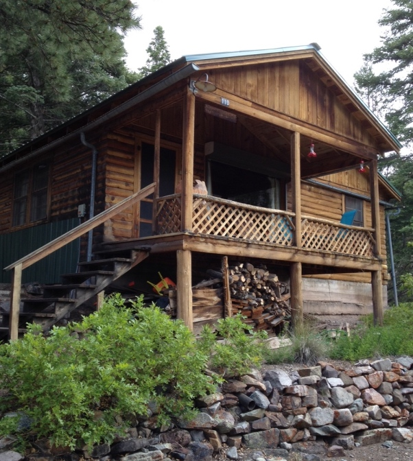 Our Cabin near Ouray
