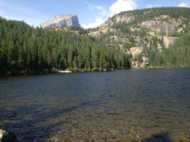 Bear Lake - Rocky Mountain National Park - Estes Park, Colorado