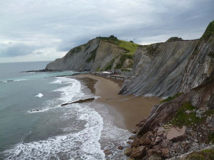 Another rewarding view for walking the coastline out of Zumaia