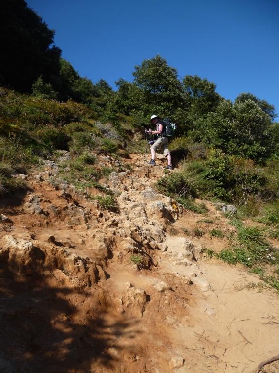 Cardiac Hill - from Santoñas to Noja
