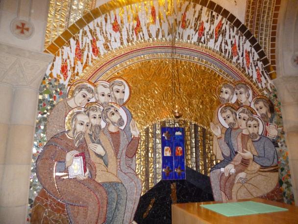 Inside Iglesias de San Pedro